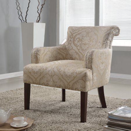 Best Master Furniture\u0027s Regency Living Room Accent Chair, Multiple