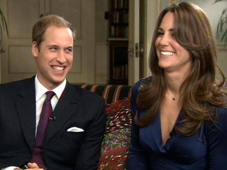 Prince William Bride To Be Time Was Right For Engagement