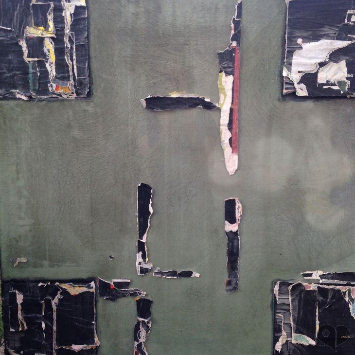 Art Lover Place - Sans titre (Peinture) par Mano De Caevel