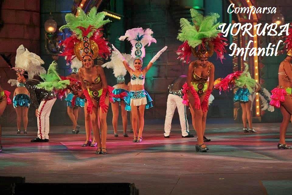 Grupo Mascarada Carnaval: Yoruba se preparan para el próximo Carnaval