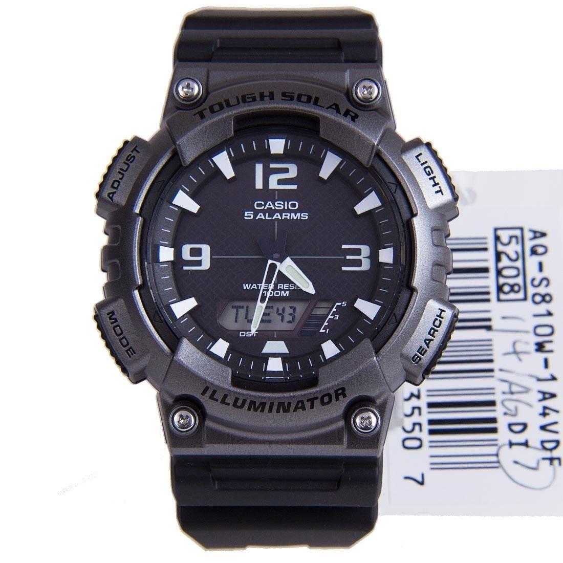 Casio Tough Solar Watch AQS810W1A4VDF AQS810W1A4