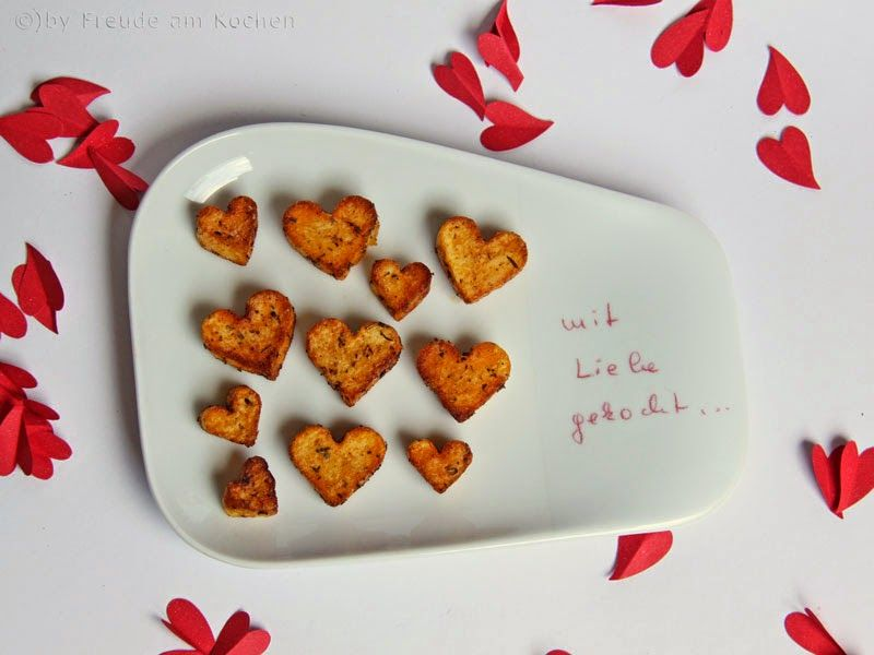 Herz Pommes Aus Dem Airfryer   Valentinstag   Freude Am Kochen | KAHLA  Porzellan Elixyr Notes