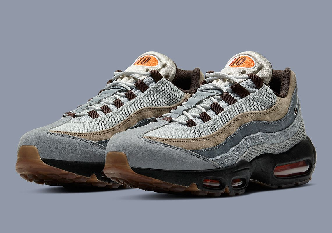 Nike Air Max 95 110 Nods To The Sneakers Deep Roots In The