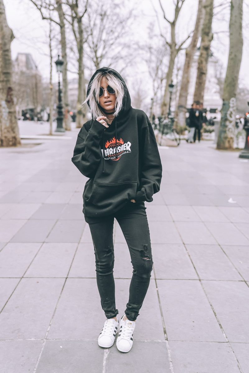 Mode Streetwear, Skater Style, Fashion Trends, Fashion Outfits, Womens  Fashion, Casual fc1b06acd90