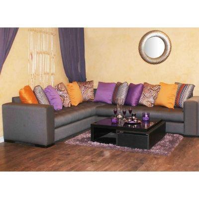 Salon D Angle Eclat Kitea Salons Marocains Maroc Home Decor Sectional Couch Furniture