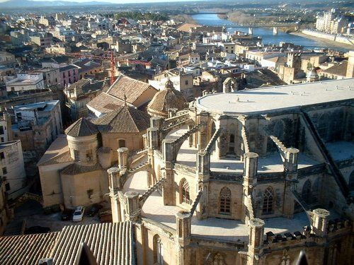 I spent a summer in Tortosa, Spain, overlooking the Ebro River when I was 17. It was a sweet way to spend a summer.
