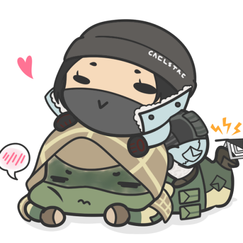 Kapkan Kun Caelstre I Made This As A Personal Profile Pic On