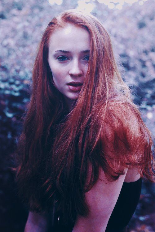 Sophie Turner   Game of Thrones #style #photography #fashion