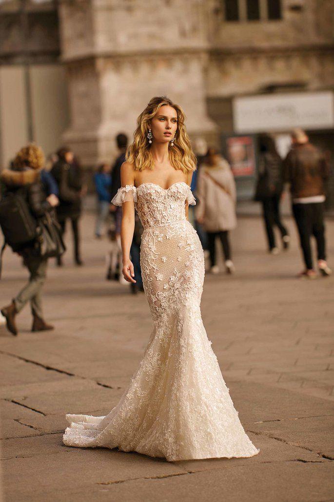 130 vestidos de novia corte sirena 2020: ¡sensualidad para cautivar en tu boda!