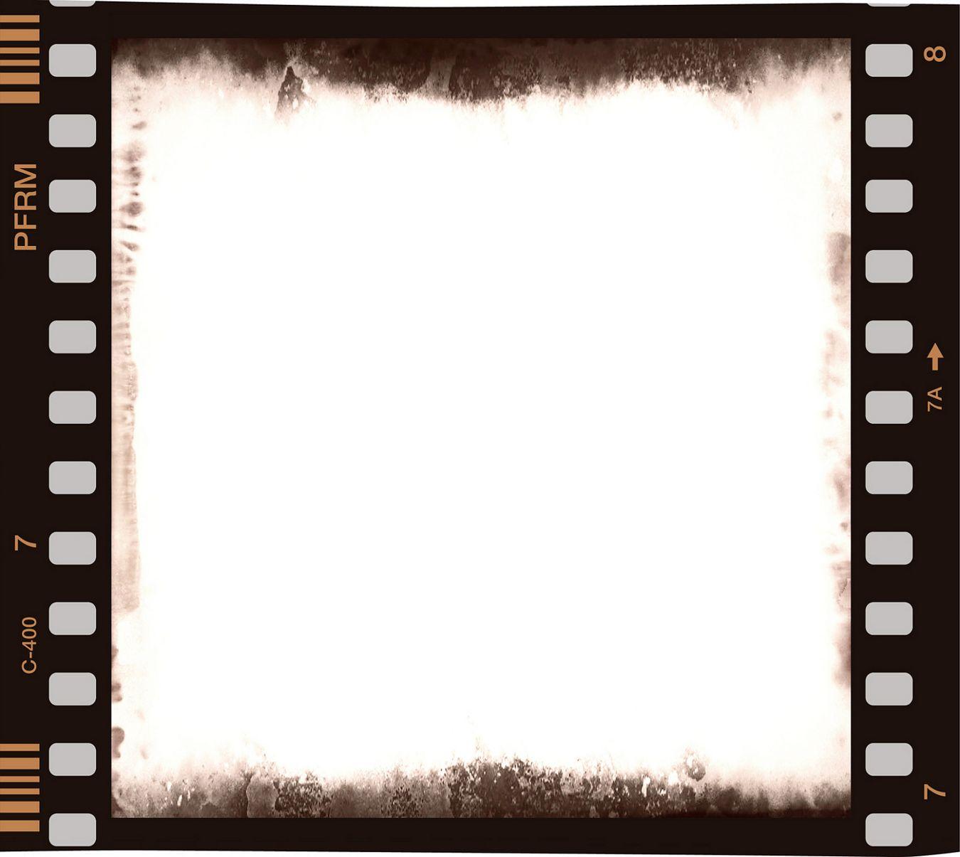 Blank Film Strip Template Film Strip Clip Art Film Background