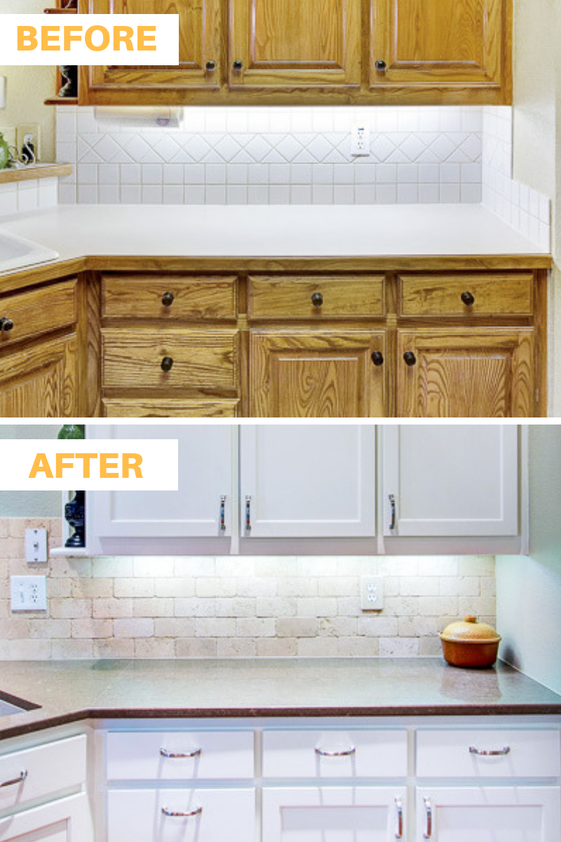 Our Newer Revive Service Is All About Taking Your Existing Space And Essentially Reviving All The Kitchen Design Replacing Countertops Beautiful Backsplash