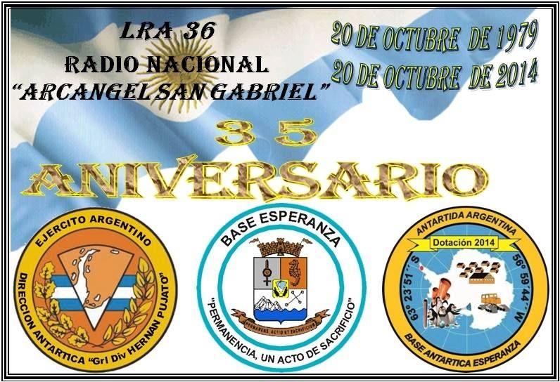 "LRA 36 Radio Nacional ""Arcángel San Gabriel"""