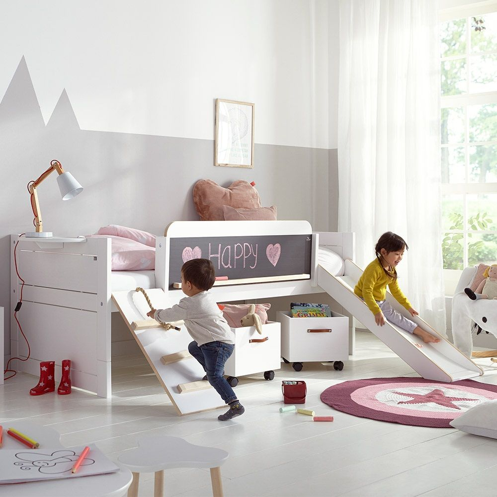 Limited edition play learn s bed unique kids bed playtime bed scandi style kids bed