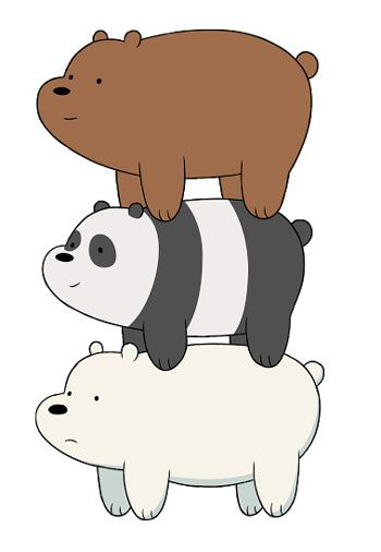Pin By Brisa Carrillo On Tattoos Piercings Bare Bears We Bare