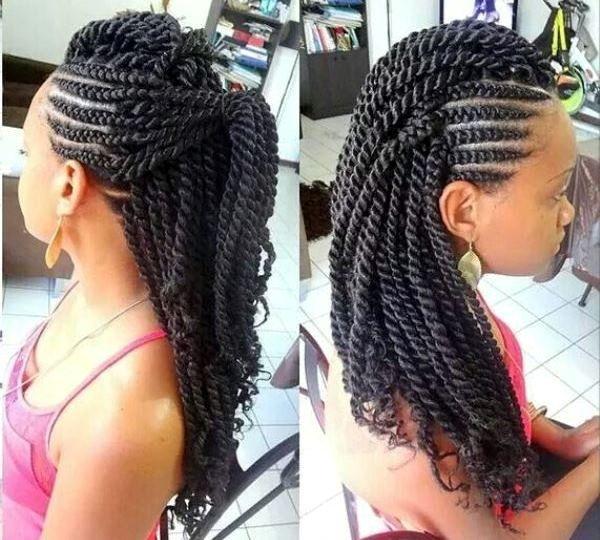 adorable braided hair styles