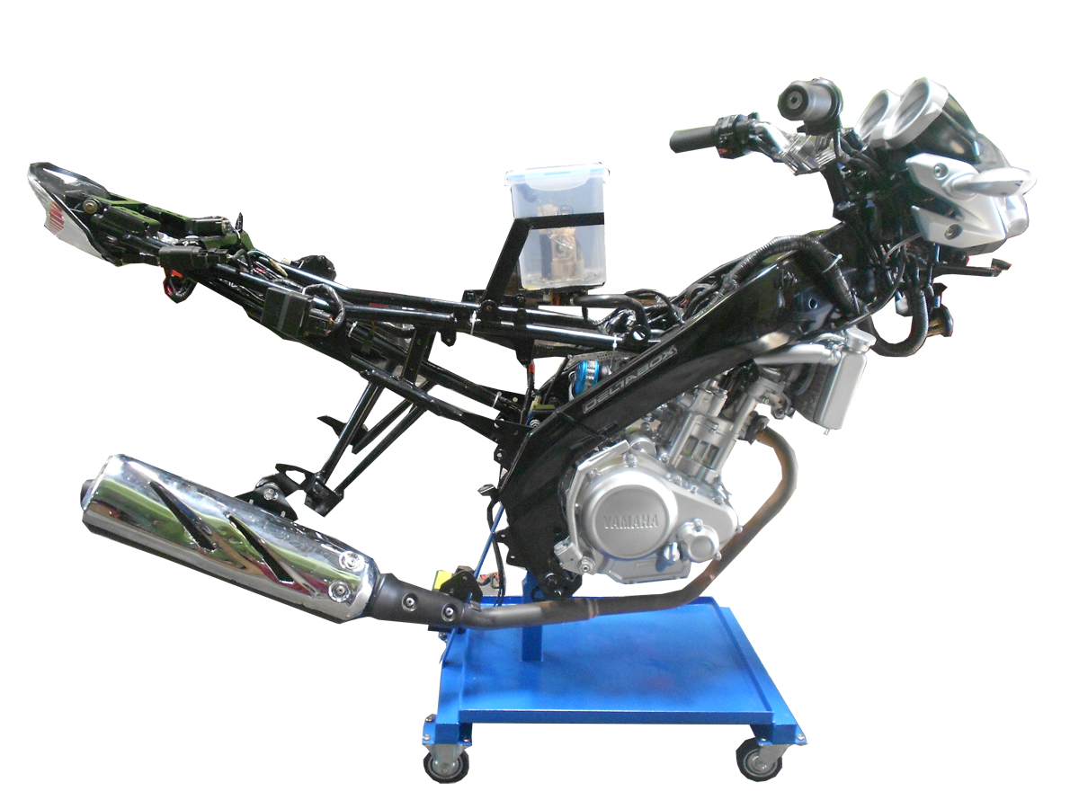 kumpulan  gambar sepeda motor png terbaik
