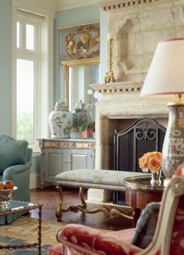 Classic Elegance Sophisticated Living RoomsElegant RoomTraditional