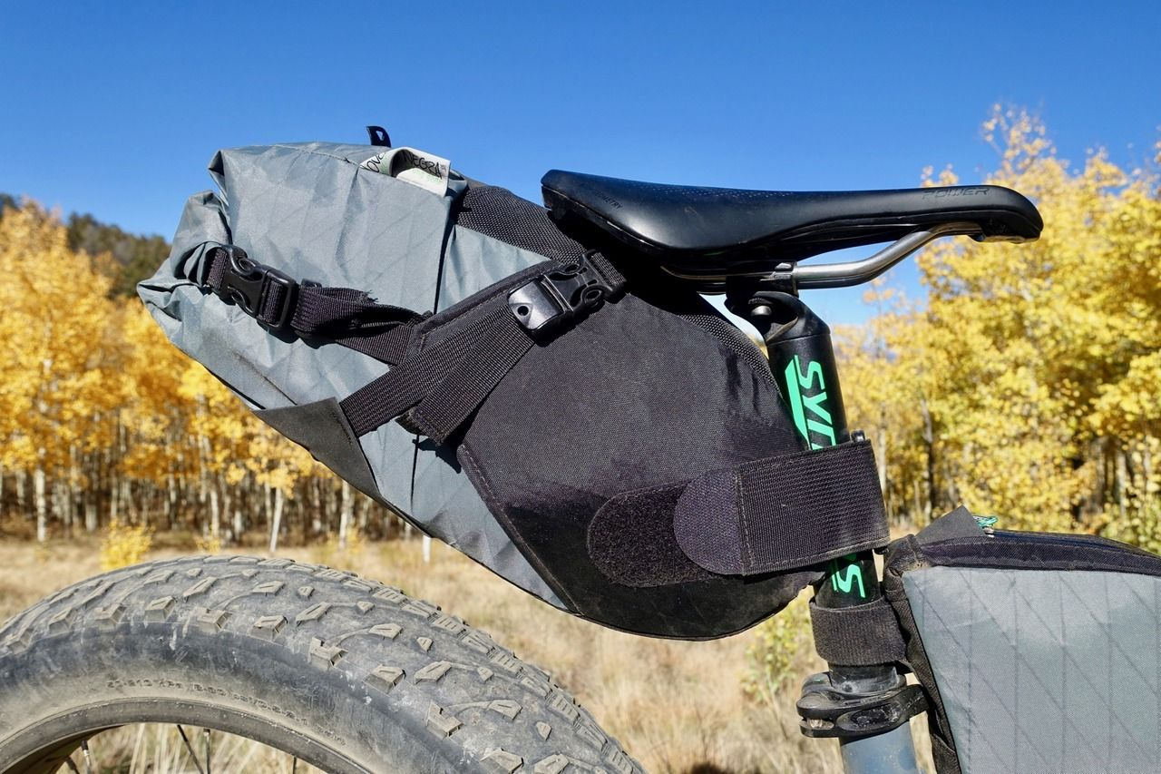Oveja Negra Gearjammer Seat Bag Review