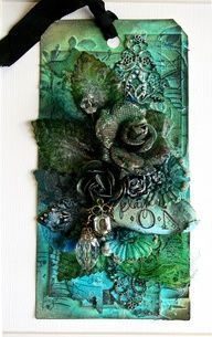Altered Tag by Prima Educator, Nic Howard
