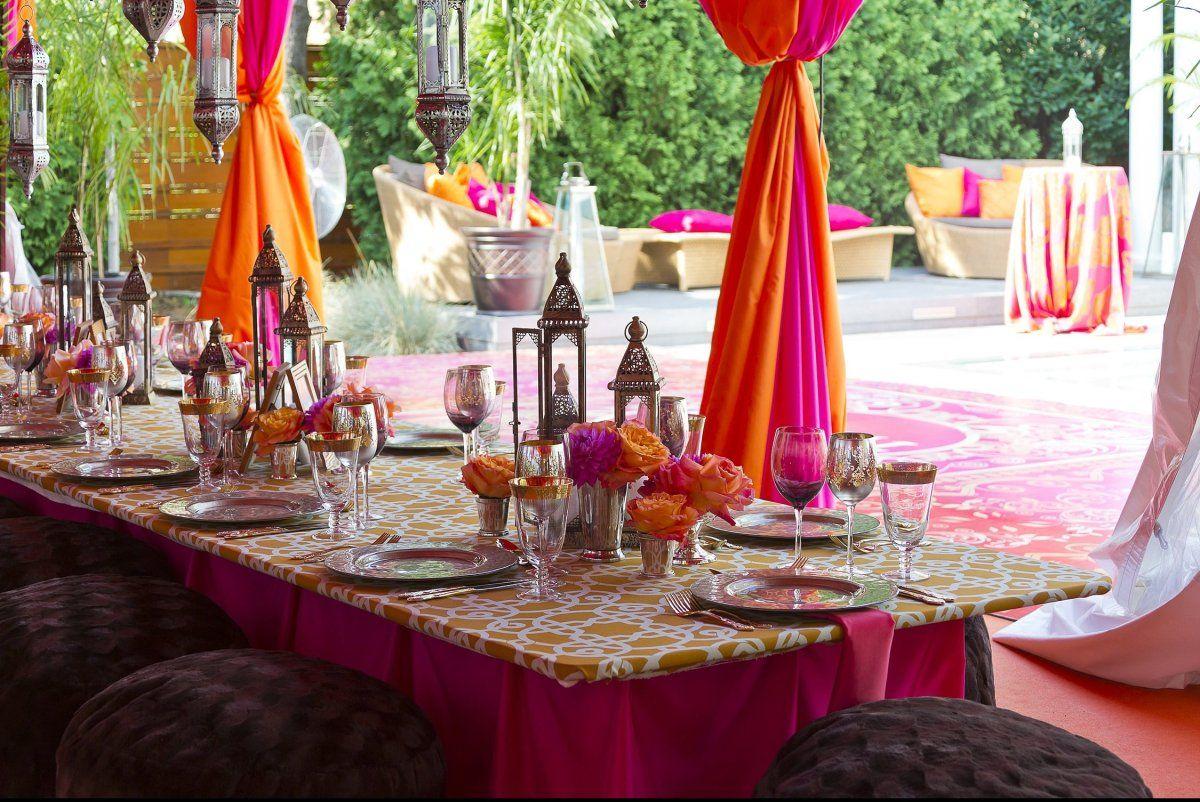 Hot Moroccan Nights & Creative Entertaining: Hot Arabian Nights