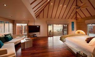 馬爾代夫倫格里島康萊德酒店- 尊貴水上別墅
