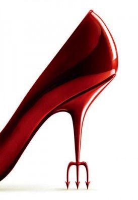 334da32da9d3d If the shoe fits… | High heels | Devil wears prada, Shoes, Prada shoes