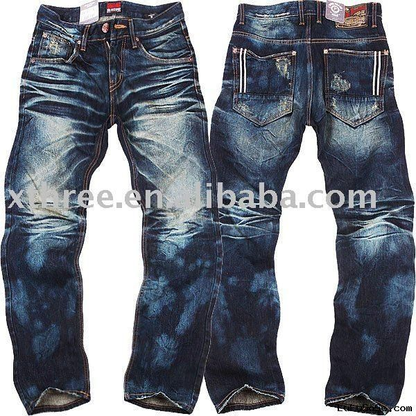 Rock Revival Steven Straight Leg jeans for men | Western Clothing ...