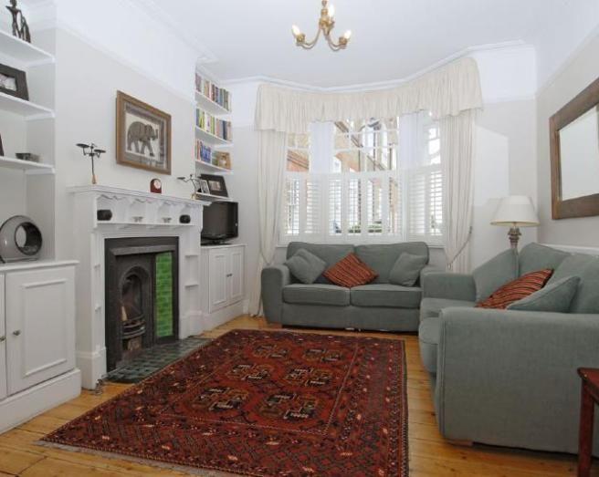 Room Victorian Terrace Living