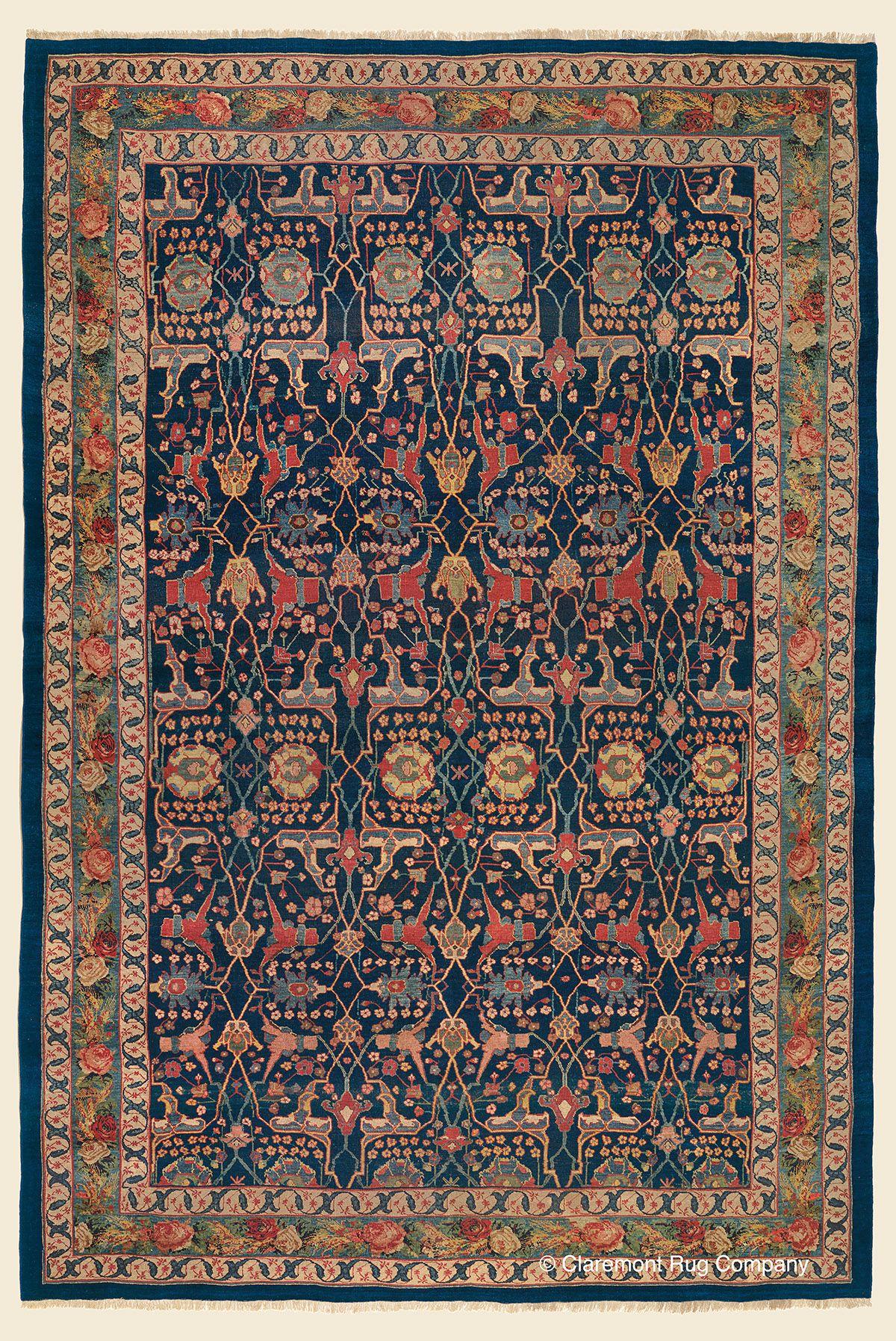 An Antique 9 4 X 14 0 3rd Quarter 19th Century Northwest Persian Garrus Bijar Rug In 2020 Rugs Asian Rugs Rugs On Carpet