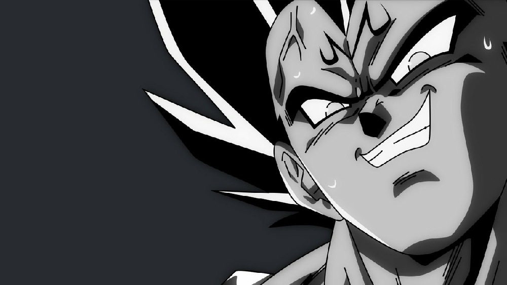 Evil Smile Vegeta (With images) Anime, Android wallpaper