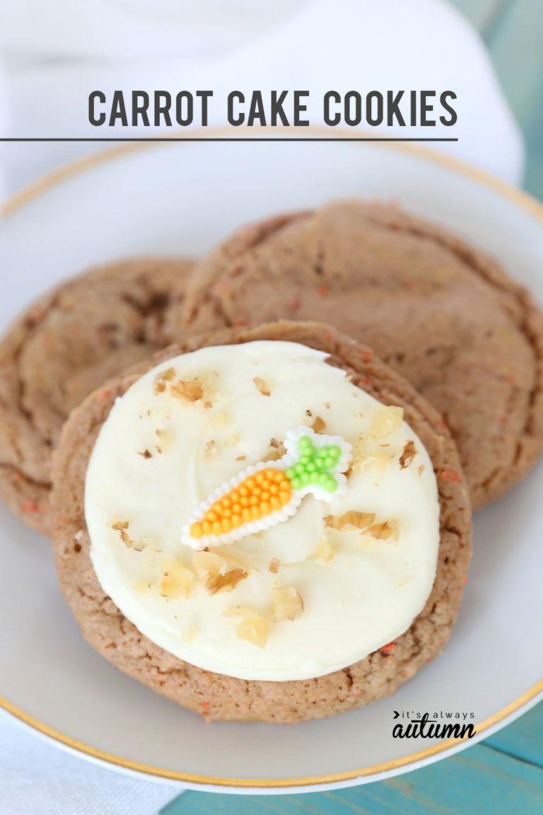 15+ Betty crocker carrot cake mix cookies inspirations