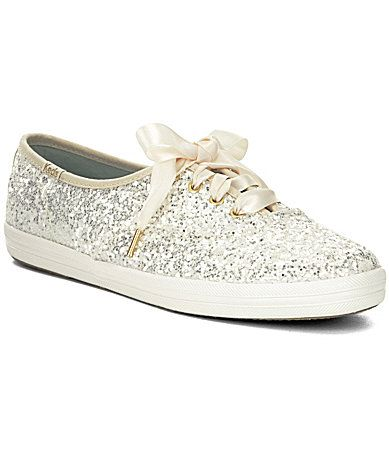 9546ca2a8e1 kate spade new york Glitter Keds Sneakers  Dillards