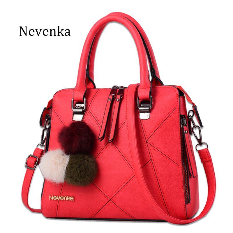 7d95a163a5e4 Nevenka Women Bag Network Casual Tote Evening Bags Brand Fashion Handbag  Female Pu Leather Handbags Lady Bag Top-Handle Bags Sac