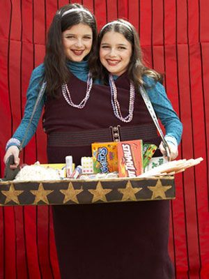 Halloween Costume Siamese Twins Braided Together 2 Pinterest - ideas for easy halloween costumes