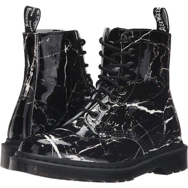 Dr Martens Women Boots Dr Martens Pascal Marble 8Eye Boot Boots