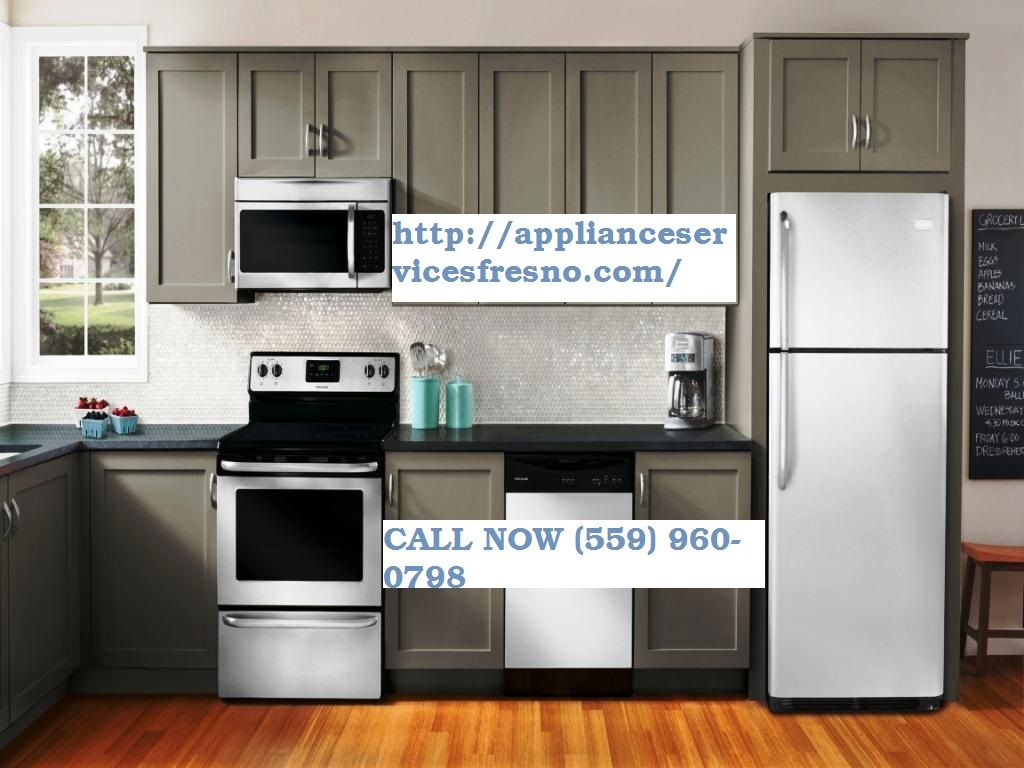 Best Fresno Appliance Services Will Be There At Your Door Step In No Time Schedule Serv White Kitchen Appliances Red Kitchen Cabinets Outdoor Kitchen Cabinets