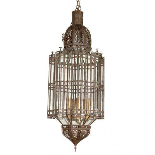 bathroom chandelier | Miami | Pinterest | Moroccan chandelier and ...