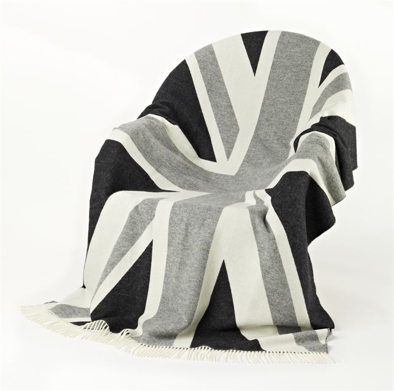 Picture of Union Jack Throw