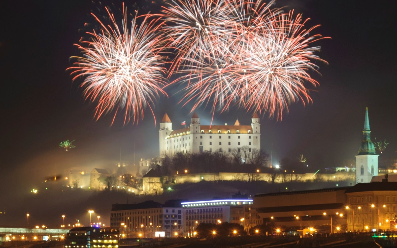 The Best Places to Spend New Year's Eve The good place