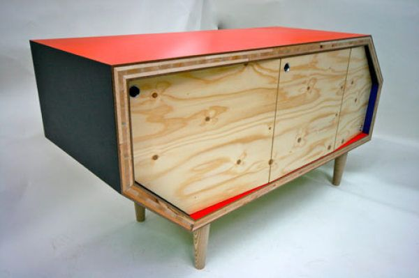 Playful Building Block Inspired Furniture by Sam Scott | Wave Avenue