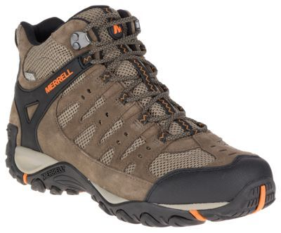 exclusive shoes fashion styles newest Merrell Accentor Mid Ventilator Waterproof Hiking Boots for Men ...