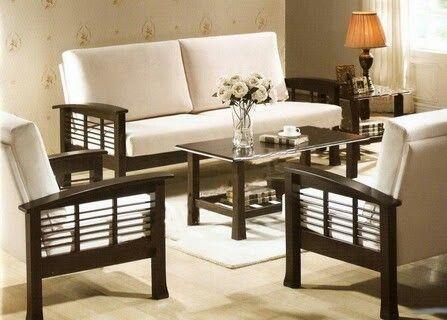 Wooden Sala Set Wooden Living Room Furniture Formal Living Room Furniture Wooden Sofa Set