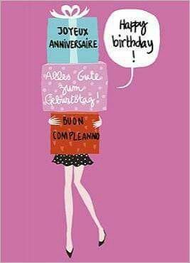 Pin Van Fabienne Van Der Mark Op Birthday Wishes Feliz Cumpleanos