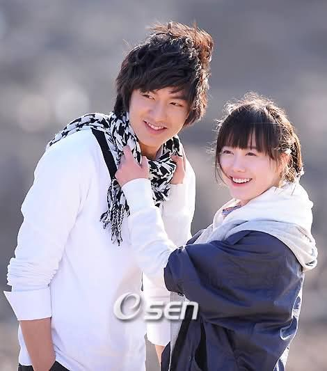 GU JUN PYO AND GEUM JAN DI BOYS OVER FLOWERS KOREAN DRAMA
