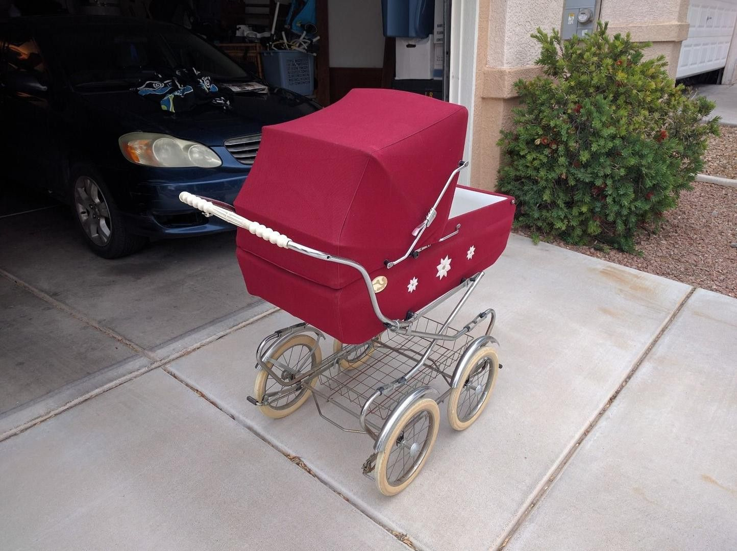 Peg La Cicogna Baby carriage, Baby strollers, Prams