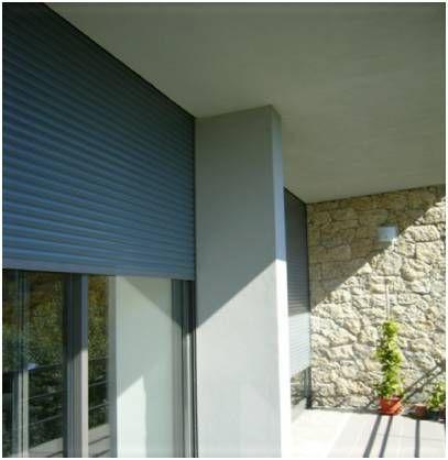 Estores exteriores em aluminio termico books worth - Estores para exterior ...
