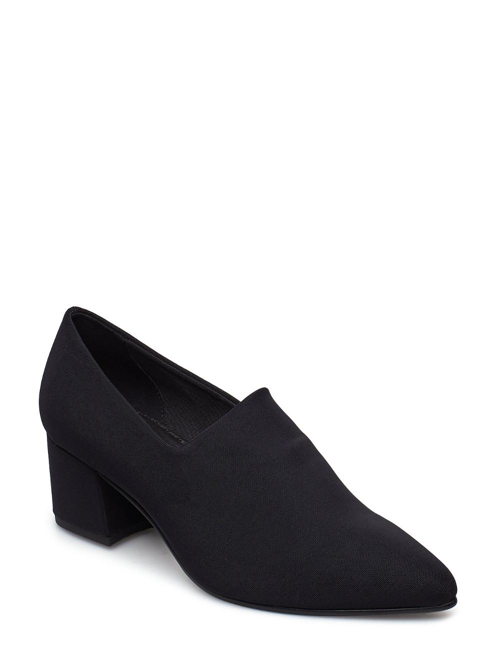 Mya Black 379 Zl Vagabond Boozt Com Shoes Mule Shoe Loafers