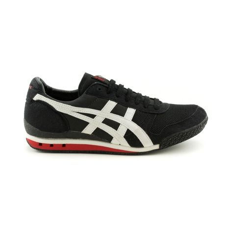 outlet store aa7db 73a3a Shop for Mens Onitsuka Tiger Ultimate 81 Athletic Shoe in Black White Red  at Journeys Shoes