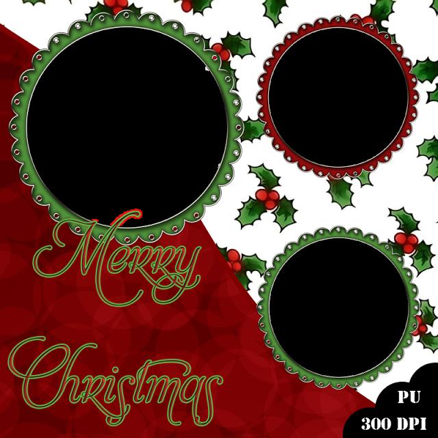 Twinkling Trees: Freebie!!! Merry Christmas Scrapbooking ...
