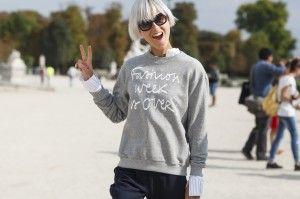 Street Style: Paris Fashion Week Day 7 I Style.com/Arabia - Street ...